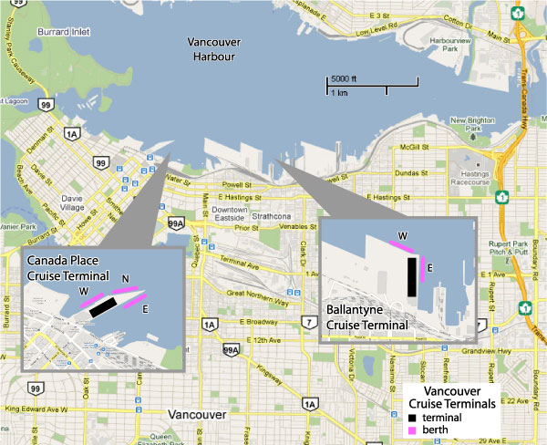 Information About Gulf Of Alaska Cruises World Voyager